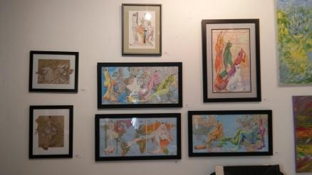 Wonderland Gallery show